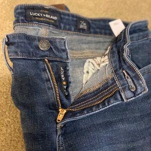 Lucky Brand Ava Skinny Jeans  6/28